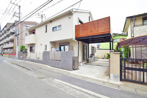 神奈川県川崎市多摩区登戸420-1の物件の画像