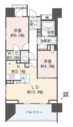 ザ・パークハウス赤坂レジデンス(10--)の画像