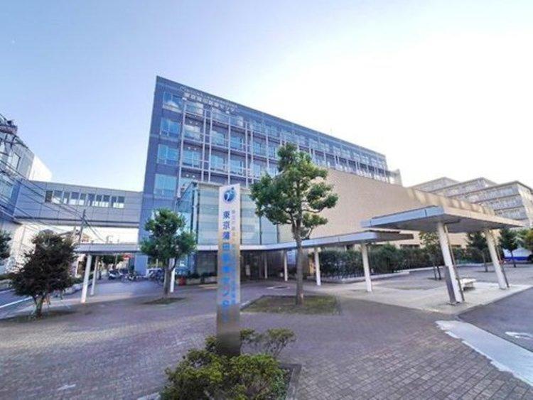 独立行政法人地域医療機能推進機構東京蒲田医療センターまで290m。地域医療機能推進機構が運営する病院の一つ。2014年4月1日 運営が移管されたため、現在のJCHO東京蒲田医療センターとなる。