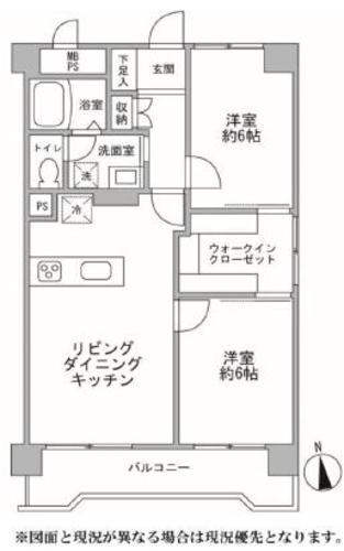 サニーハイツ弘明寺の物件画像