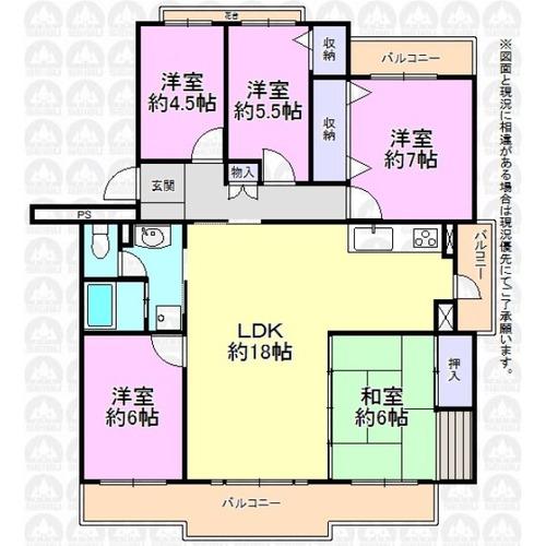 新座リバーサイド住宅第壱八-壱五号棟の物件画像