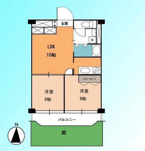 川口サマリヤマンション の物件画像