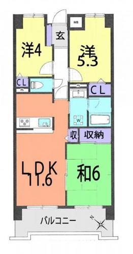 浦和上大久保ガーデンハウスの物件画像