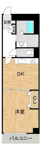 南大江パークハウスの物件画像
