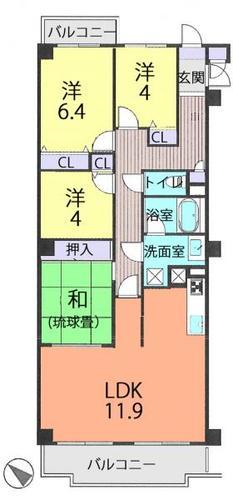 ワコーレ武里2号館の物件画像