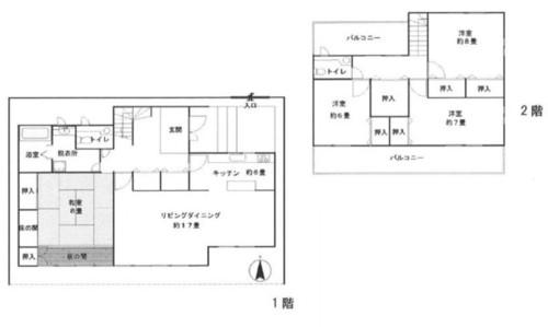 中古 東村山市 富士見町4丁目の物件画像