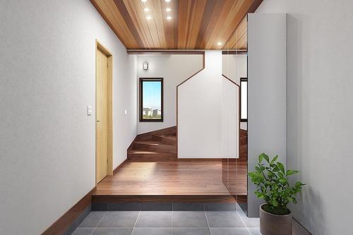 光と風が優しく包む開放的なLDKの家の物件画像