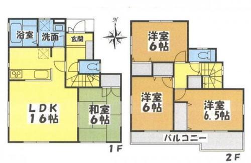 さいたま市緑区三室の物件画像