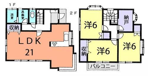 さいたま市見沼区南中丸 中古住宅の物件画像