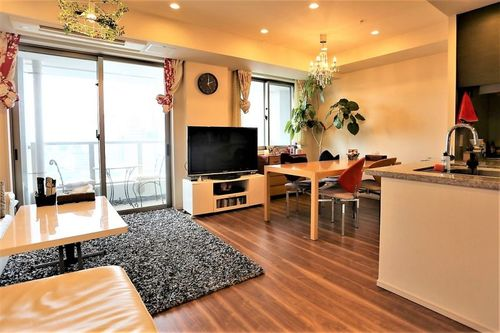 ザ・パークハウス西新宿タワー60(17--)の物件画像