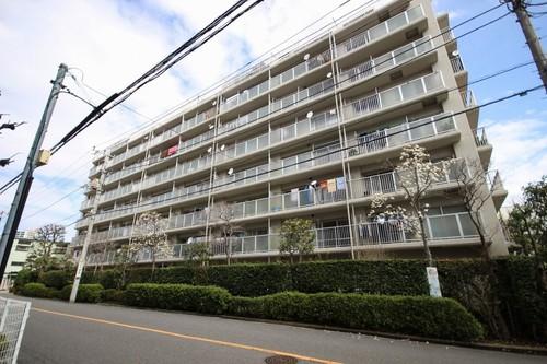 サンマンション川口壱番館の物件画像