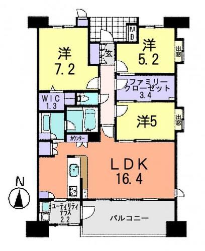 ヒューマンスクエア上戸田エクシールの画像
