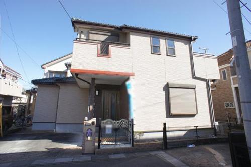 上尾市小泉 中古住宅の画像