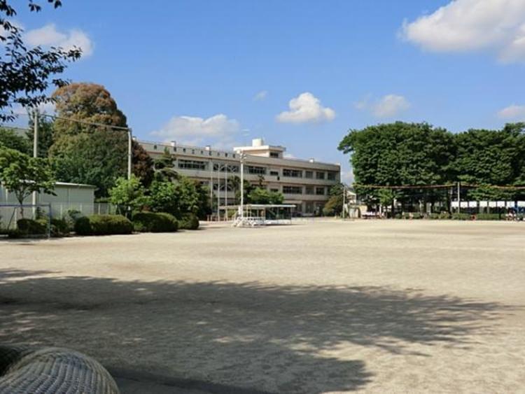 上尾市立大石小学校350m