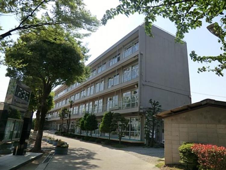上尾市立大石中学校900m