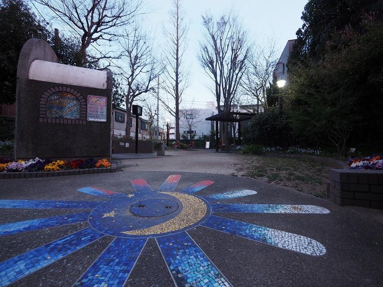 高円寺いこい公園まで約471m