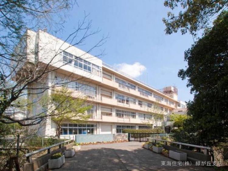 八千代台西中学校