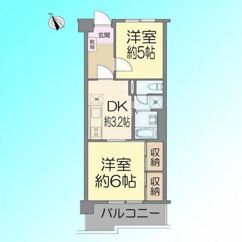 川口中青木第2ローヤルコーポの物件画像
