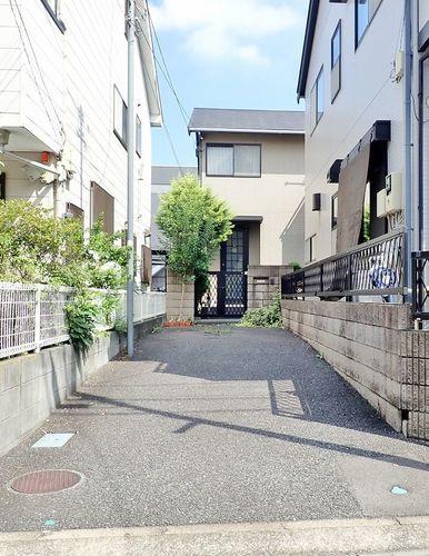 戸田市新曽の中古住宅の画像