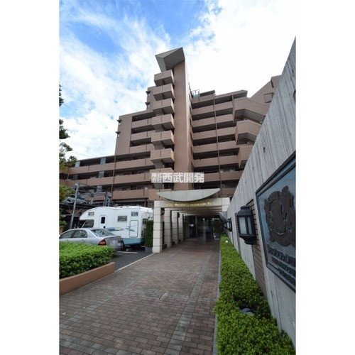 ライオンズマンション西武柳沢第三の画像