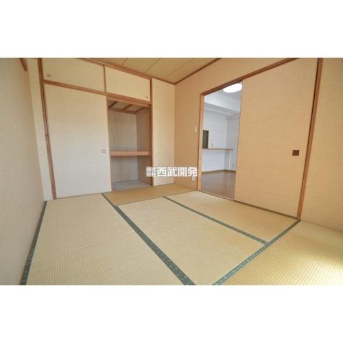 キャッスルマンション武蔵藤沢の物件画像