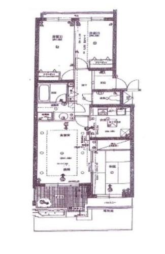 ライオンズマンション千葉鷹の台 1階の物件画像