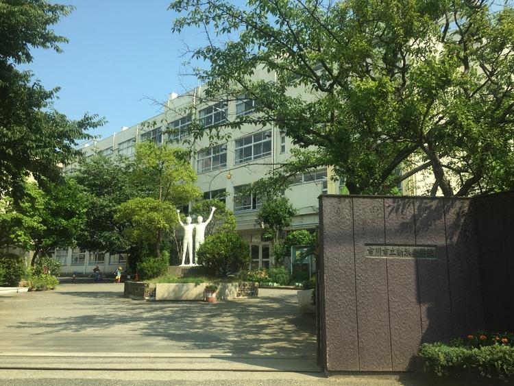 新浜小学校
