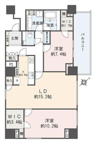 代官山アドレスザ・タワー(401)の画像