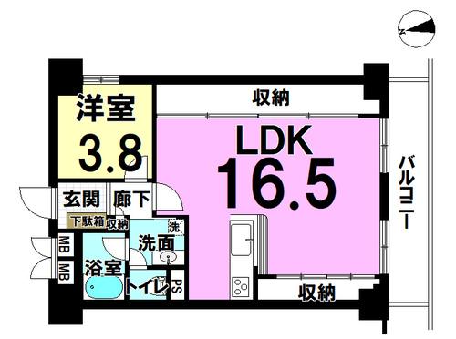 天王寺パークマンションの画像