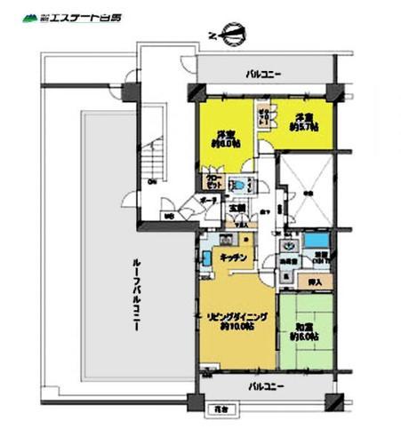 ザ・ガーデンハウス武蔵野 ウエストガーデンアネックスの画像