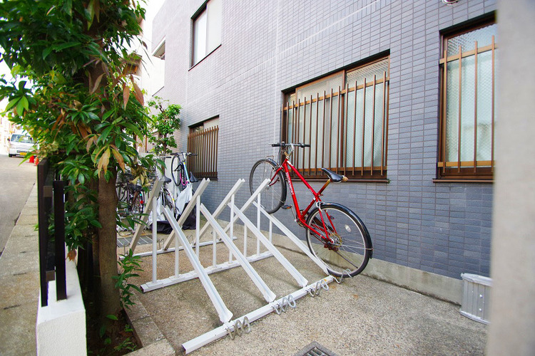 駐輪場、バイク置き場(状況は要確認)