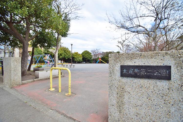 太尾町第二公園 距離140m