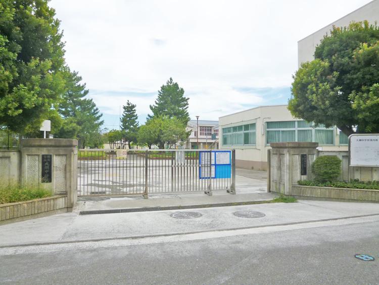横浜市立大綱中学校 距離650m
