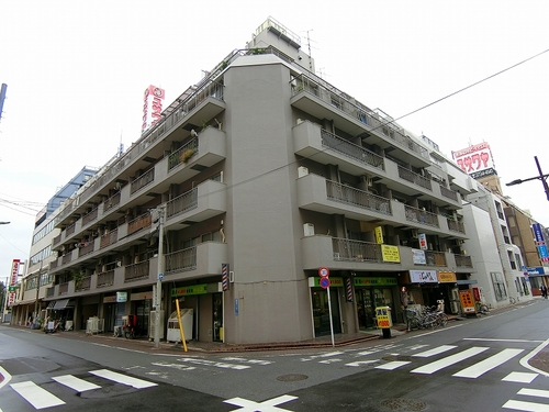 シャトレ―西蒲田の物件画像