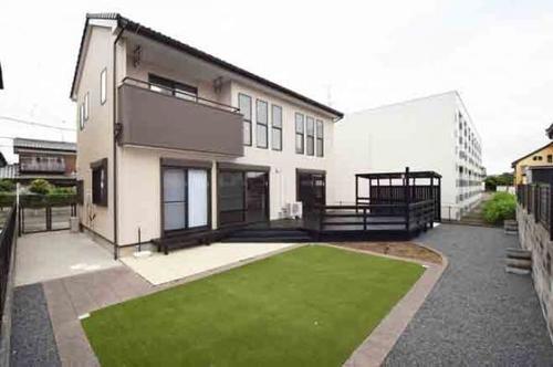 野田市五木新町 中古住宅の画像