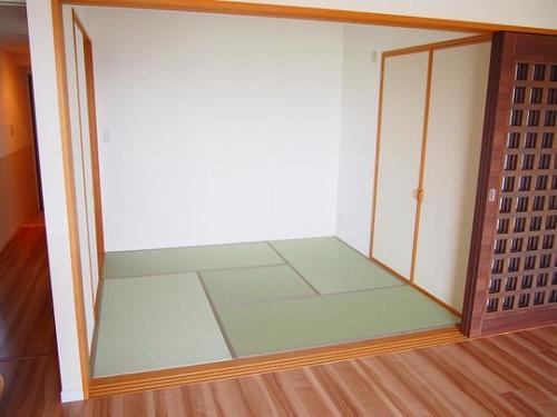 グランフォーレ竹ノ塚・平成23年築【屋上庭園&ドッグラン】の物件画像