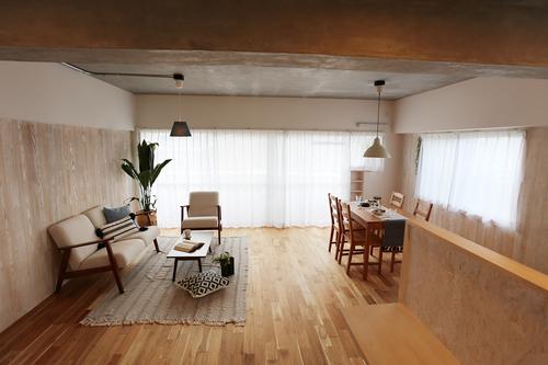 シーアイマンション神奈川 1LDKの物件画像