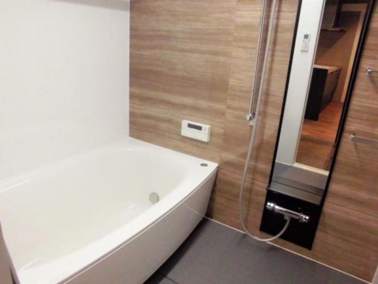 ●浴室は一日の疲れを癒すくつろぎの空間です!