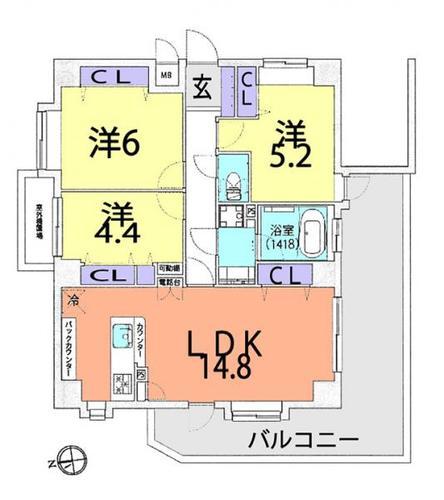 ライオンズマンション浦和根岸の物件画像
