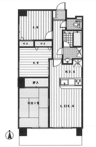 ディスタシオンー橋学園の画像