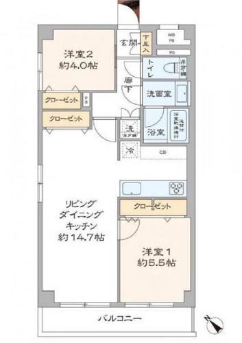 ライオンズマンション吉野町第六の画像