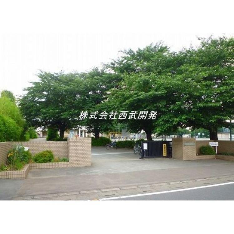 竹間沢小学校(約900m)