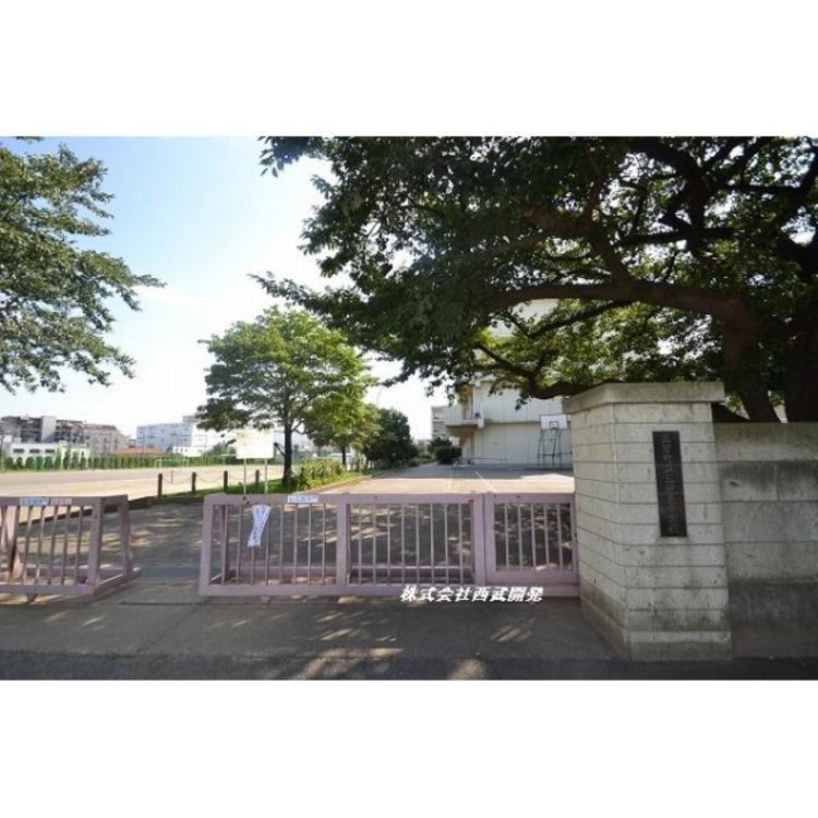 三芳東中学校(約550m)