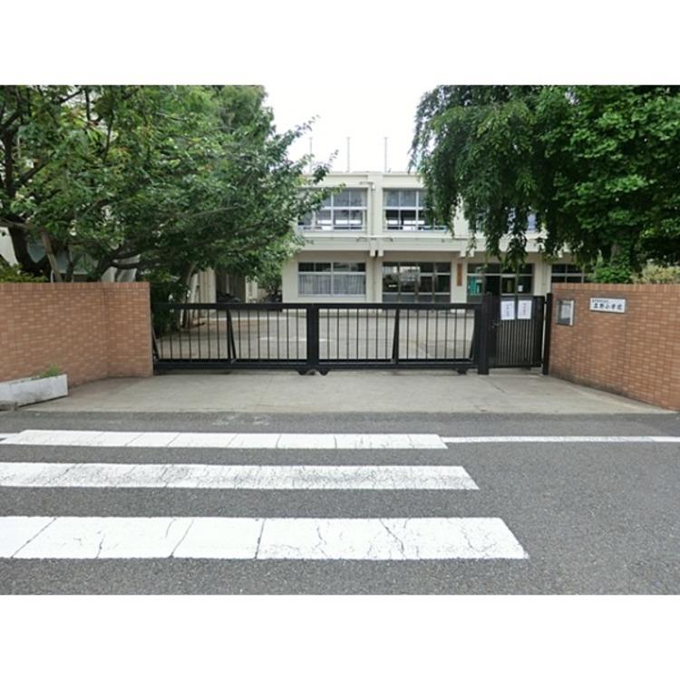 立野小学校(約390m)