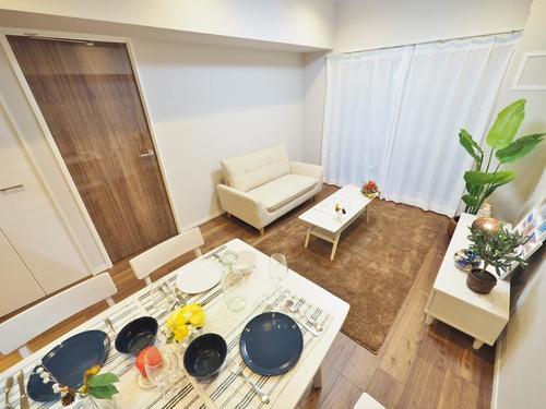 石神井パークサイドマンションの物件画像