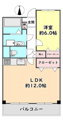 大石川サニーハイツの画像