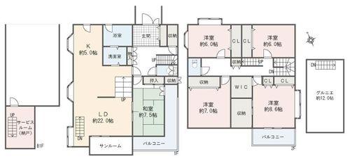 西永福戸建住宅の画像