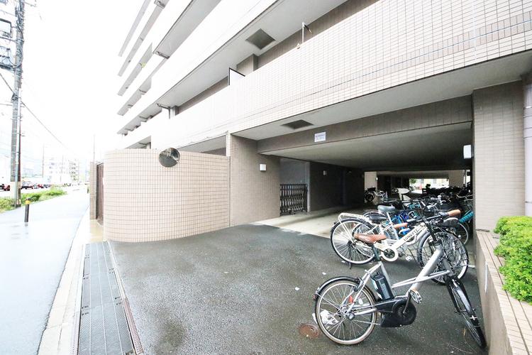駐輪場(空き状況要確認)