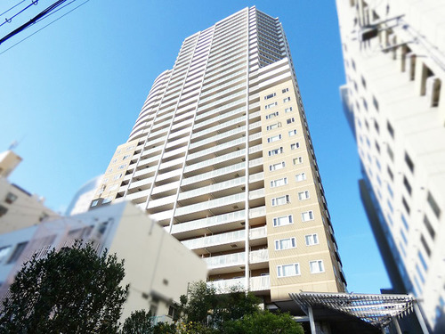 アップルタワー大阪谷町の物件画像