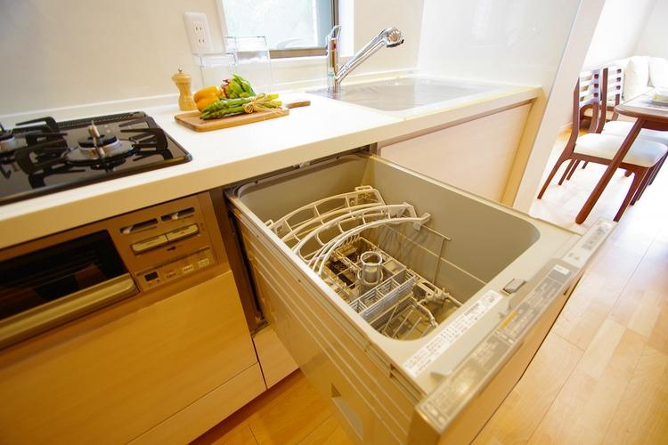 ビルトイン式食洗機